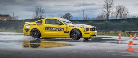 22 APRILE Nuovo Corso Mustang Drift